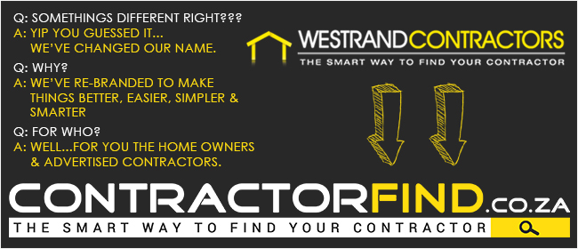 Westrand Contractors All Home Improvement Services